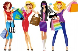 shopping-girls-vector-illustration_53-9614-300x199